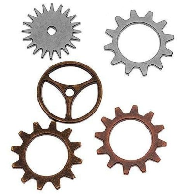 Idea-ology Metal Sprocket Gears