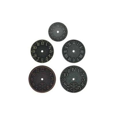 Idea-ology TIMEPIECES Metal Watch Clock Face