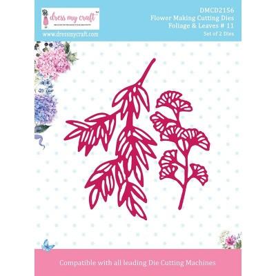 DMC - Virágkészítő vágókés - Foliage and Leaves 11