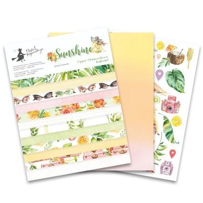 """Sunshine - 6x8""""-es kollekció (24 db 2 oldalas papír)"""