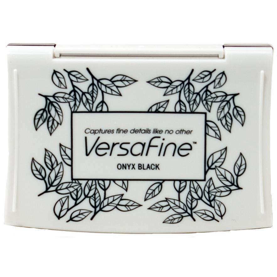 VersaFine  tintapárna - Onyx Black
