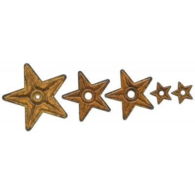 Mechanicals -  csillagok  5 db