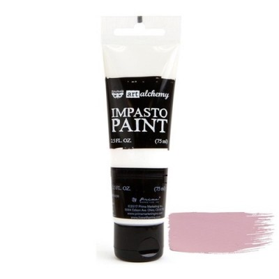 Art Alchemy- Impasto Paint - Dusty Rose / rózsaszín