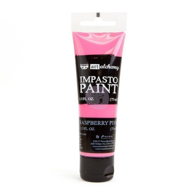 Art Alchemy- Impasto Paint - Rashberry Pink