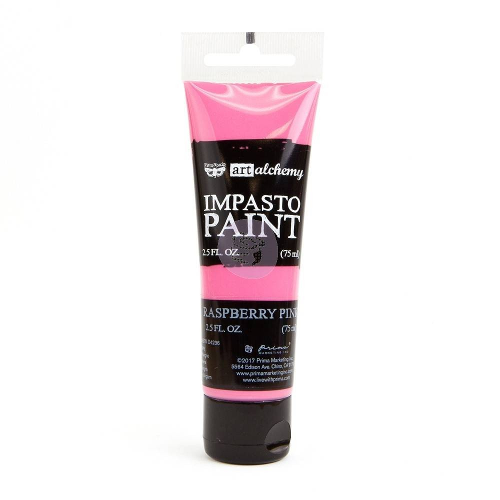 Art Alchemy- Impasto Paint - Raspberry Pink