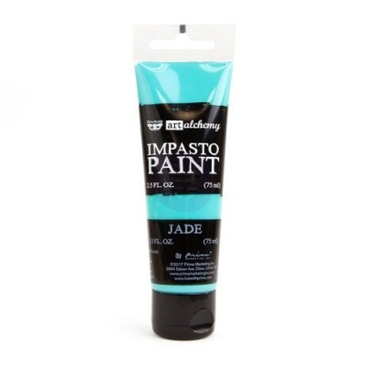Art Alchemy- Impasto Paint - Jade