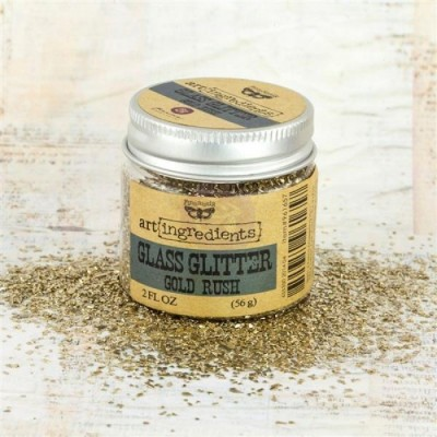 Art Ingredients - Glass Glitter: Gold Rush 56g