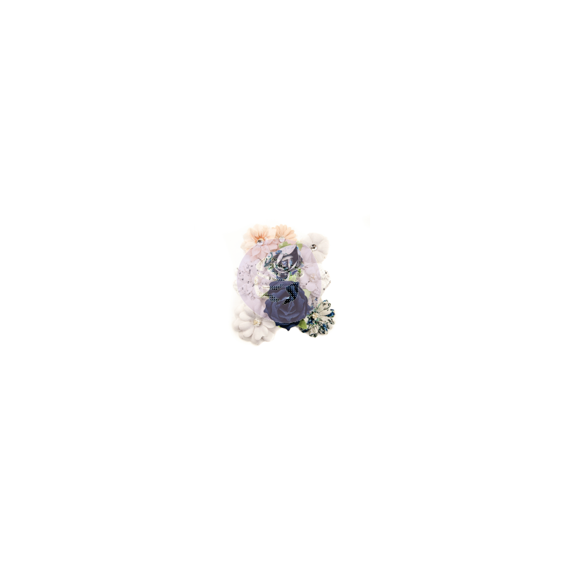 Georgia Blues - Mitchell virágok (9 db)