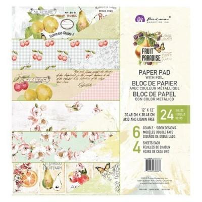 Fruit Paradise 12x12-es papírkészlet
