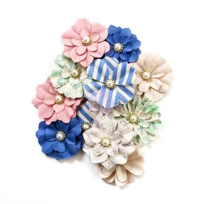Santorini - Oia virágok (12db)
