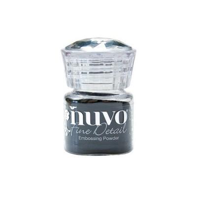 Nuvo - Domborító por - Jet Black (fekete)