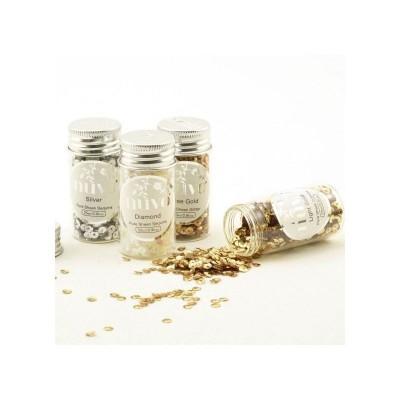 Nuvo - Golden Years csillám (4 féle)