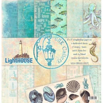 Lighthouse 12x12 kollekció