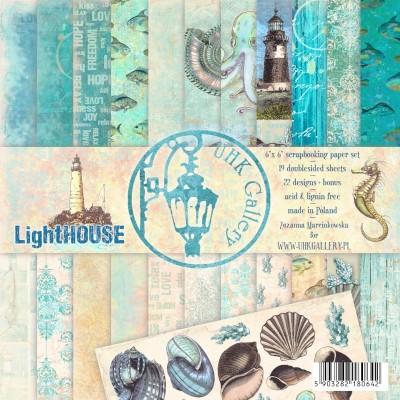 Lighthouse 6x6 kollekció