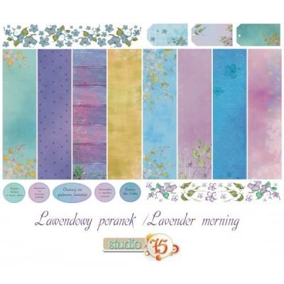 Lavender Morning kollekció - 12x12