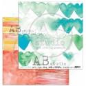 """Over the rainbow 12""""-es kollekció (8 db 2 oldalas papír + bónusz lap)"""