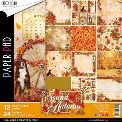 Sound of Autumn kollekció 12x12