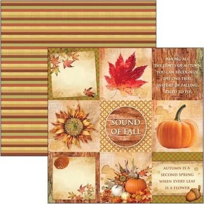 Sound of Autumn kollekció 6x6