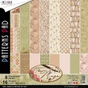 The Muse pattern pad 12x12