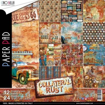 Collateral Rust kollekció 12x12