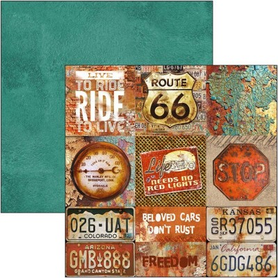 Collateral Rust kollekció 6x6
