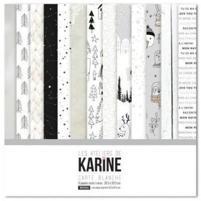 "Carte Blanche 12""-es kollekció"