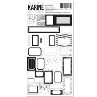 Carte Blanche matrica