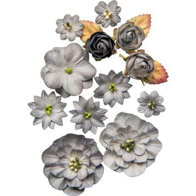 Papírvirág készlet - Country Blooms- Storm