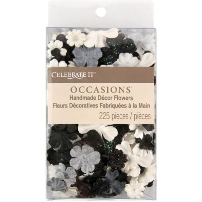 Celebrate It - Paper Flower Confetti 225db/csomag