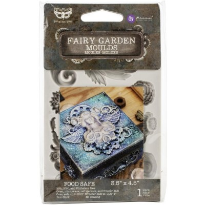 "Finnabair - Decor Moulds 3.5""X4.5"" - Fairy Garden"