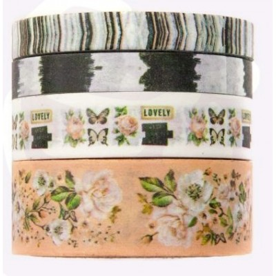 Apricot Honey Decorative Tape
