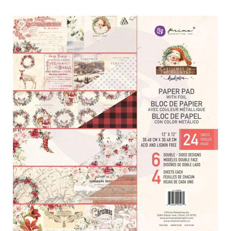 Christmas in the Country - 12x12-es giga kollekció