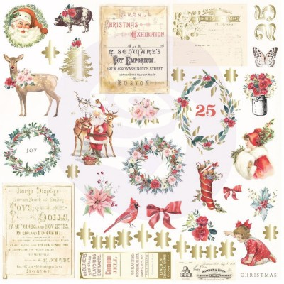 Christmas in the Country - Ephemera