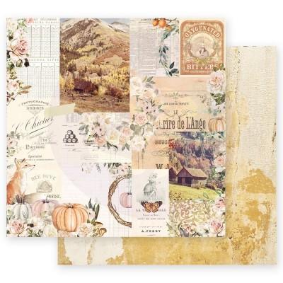 Autumn Sunset - 12x12-es maxi kollekció