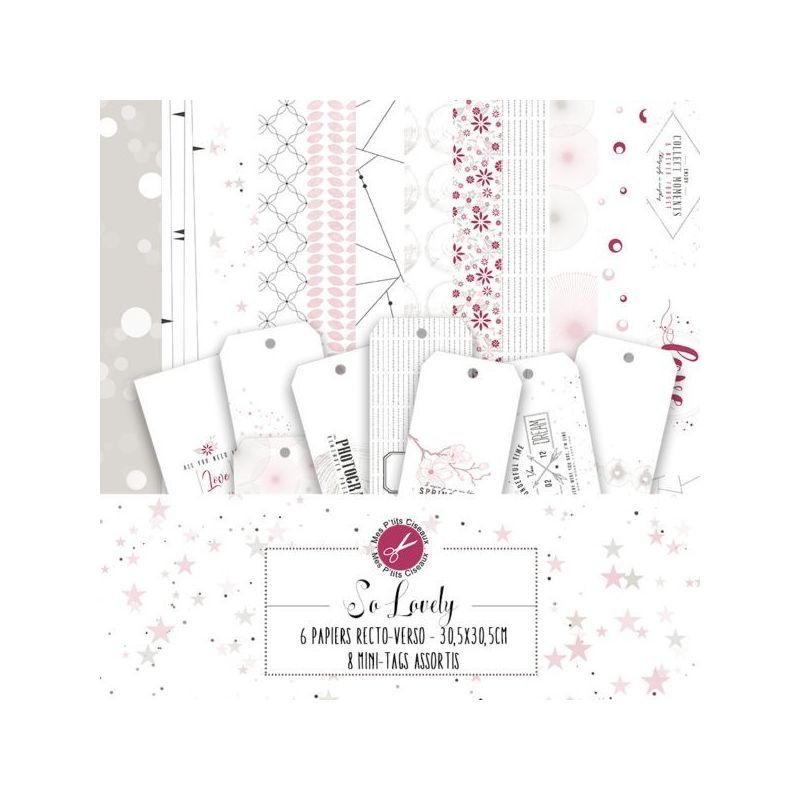 """So Lovely 12""""-es kollekció"""