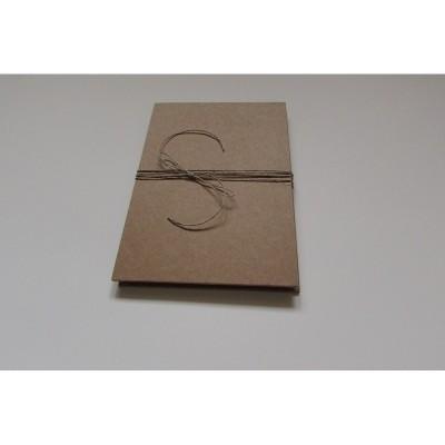 7 lapos vászon borítású harmonika album - 115x165 mm