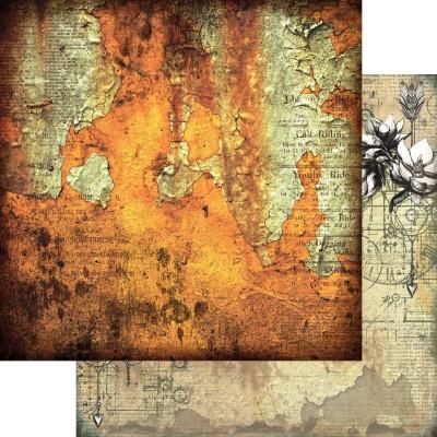 Grungy walls 12x12-es kollekció