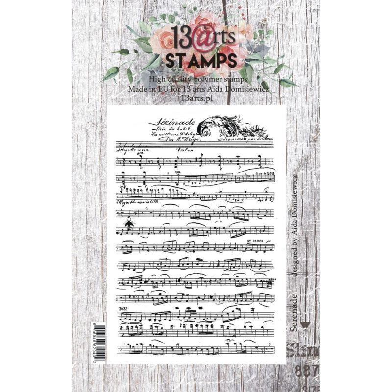 Serenade - A7-es bélyegző