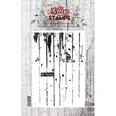 Magic door - A7-es bélyegző
