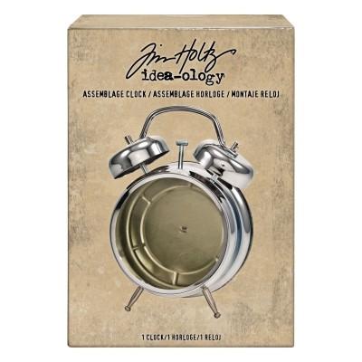 Idea-ology - Tim Holtz díszíthető óraház