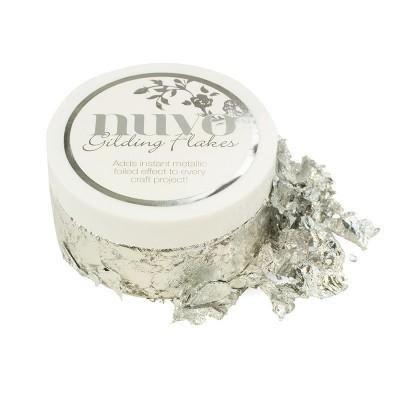 Nuvo gilding flakes (pelyhek) - silver bullion