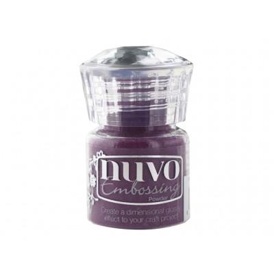 Nuvo - Domborító por - Crushed Mulberry (lila)