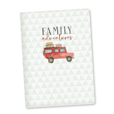 We Are Family - A5-ös art journal