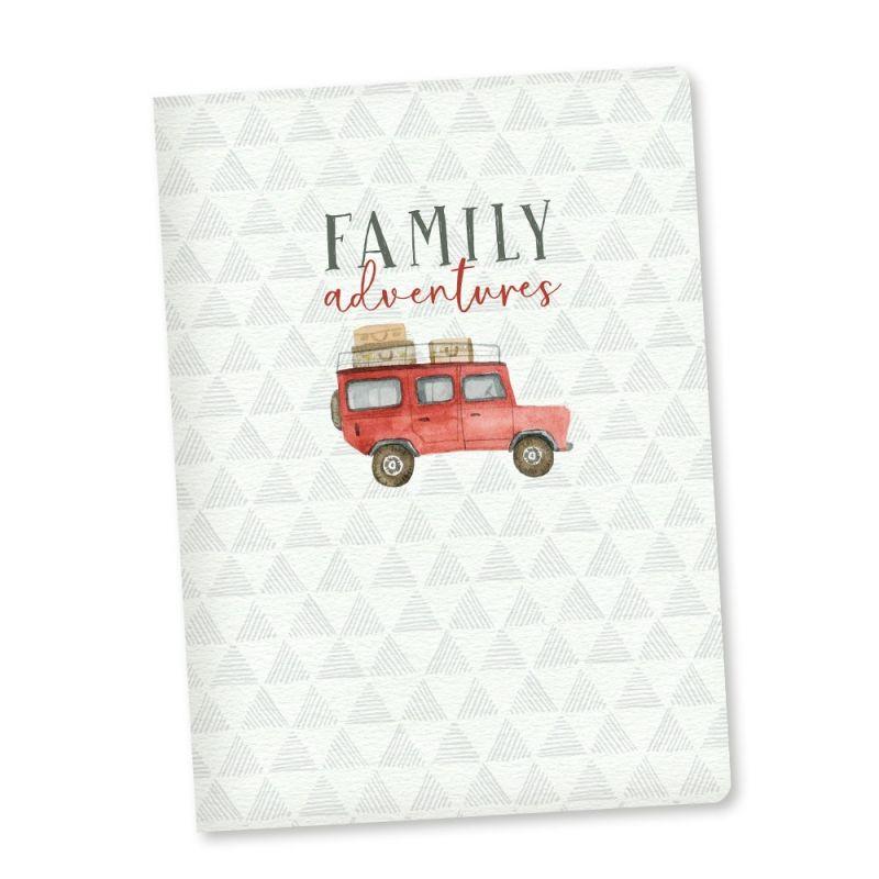 We Are Family - A5-ös art journal
