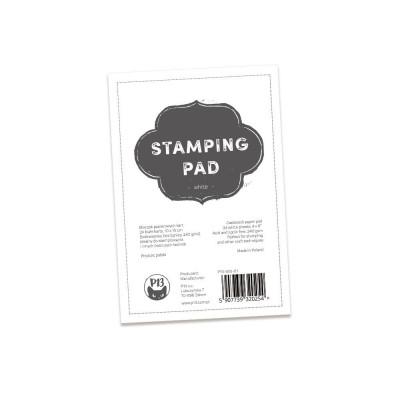 """Stamping pad - bélyegző papír (24 db 6""""x4""""-es papír)"""