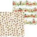 """Christmas Treats - 12""""-es maxi kollekció (12 db 2 oldalas papír + 2 db kivágóív)"""