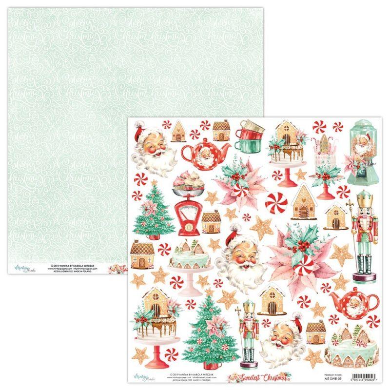 The Sweetest Christmas kivágóív