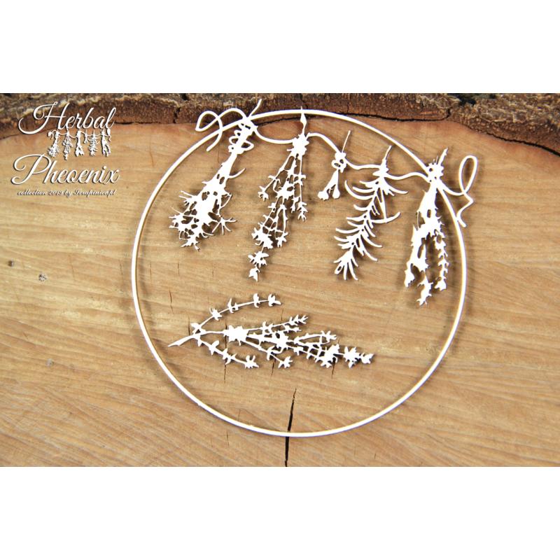 Herbal Phoenix - kis kör keret