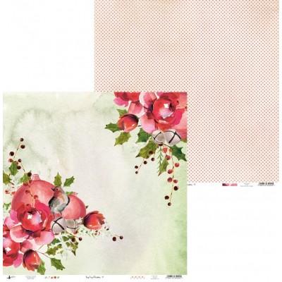 Rosy Cosy mini kollekció 12x12
