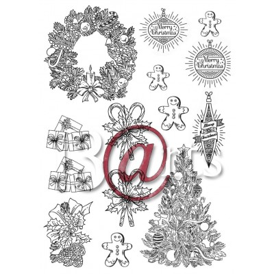 Christmas Traditions kollekció - A4